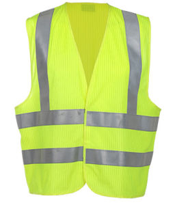 Reflective Safety Vest Anti-Static En ISO 20471: 2013 pictures & photos