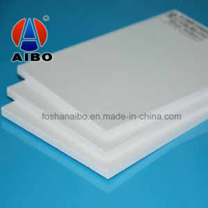 White PVC Co-Extrusion Foam Board for Building pictures & photos
