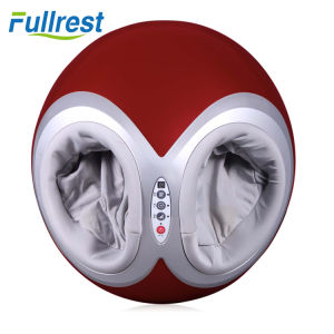 Electronic Shiatsu Roller Air Pressure Bag Acupressure Vibration Foot Massager pictures & photos