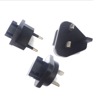 EU / UK/ Au to Us Plug Adapter for USB AC Wall Charger pictures & photos
