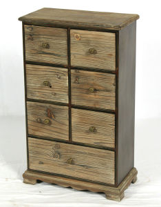 Chinese Antique Furniture Living Room Wood Shoe Cabinet for Sale