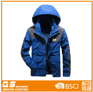 Men′s Long Sleeve Outdoor Sports Warm Jacket pictures & photos