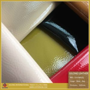 Six Colors Synthetic Leather, Faux Leather & PU Leather for Shoes (S337085ZQ) pictures & photos