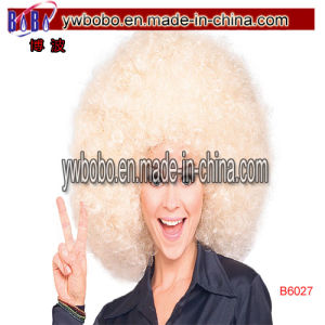 Yiwu China Express Hair Products Afro Clown Wig (BO-6027) pictures & photos