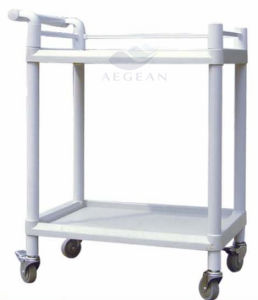 AG-Utb05 with Push Handle Medication Hospital Utility Carts pictures & photos
