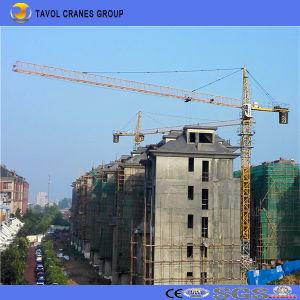 16ton Qtz160-7040 Top Kits Tower Crane Construction Tower Cranes pictures & photos