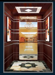 Mirror in The Real Wall Elevator Passenger Elevator pictures & photos