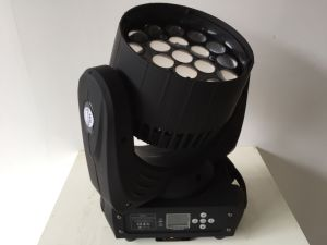 19 X12W Moving Head Zoom LED Moving Head Light pictures & photos
