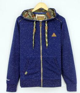 Mens Knitting Zipthrough Sweatshirts Hoodies pictures & photos