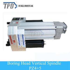 Tpd Vertical CNC 1.7kw 6000rpm for Wood Drilling Similar as Hsd Spindle with Ce Standard pictures & photos