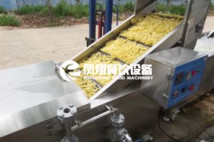 Full Automatic 200kg/H Frozen French Fries Making Machine French Fries Production Line French Fries Processsing Machine pictures & photos