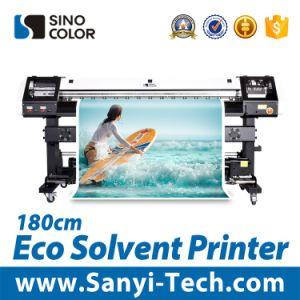 Eco Solvent Printer Sinocolor Es-740 with Print Head Dx5/7 pictures & photos