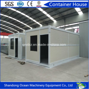 Modular Building Container House of Light Steel Structure and Sandwich Panels pictures & photos