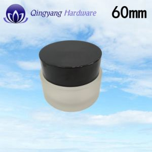60mm Aluminum-Plastic Cap for Face Cream Jar & Cosmetic Glass Bottle pictures & photos