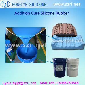 Platinum Liquid Silicon Rubber for Moulds Making pictures & photos