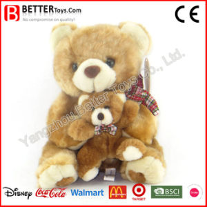 Mother′s Day Gift Stuffed Plush Animal Teddy Bear Toy pictures & photos
