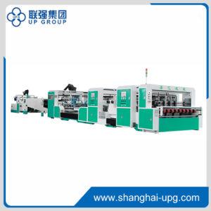 Lqjy-1100/1450/1800/2400 Automatic Folder Gluer Machine pictures & photos