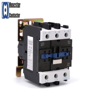 Cjx2-8011-110V Magnetic AC Contactor Industrial Electromagnetic Contactor pictures & photos