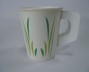Paper Cup with Handle Forming Machine pictures & photos