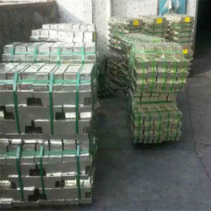 99.99% Pure Tin Ingot with Reasonable Price and Fast Delivery pictures & photos