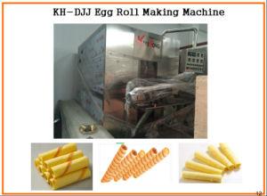 Kh-Djj 2017 New Egg Roll Maker Machine pictures & photos