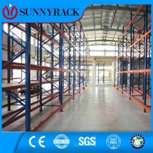 Vertical Space Utilization Improved Pallet Racking pictures & photos