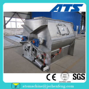 Poultry Feed Mixer Single Shaft Blending Machine with Best Price pictures & photos