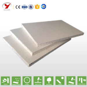 Waterproof MGO Board Fireproof Material, Grey Magnesium Oxide Board pictures & photos