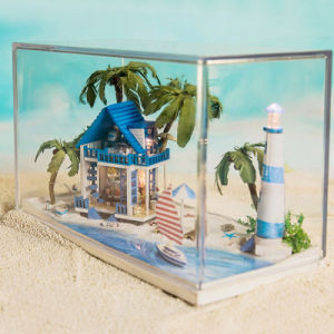 2017 Mini Villa Model House for Friends′ Gift pictures & photos