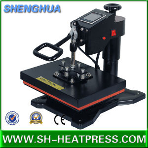 Cheap Price Mini Desktop Logo Printing Machine of Heat Transfer Presses Cy-S2 pictures & photos