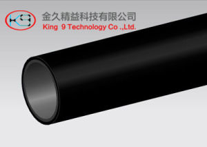 ESD Black Coated Pipe for Rack System pictures & photos