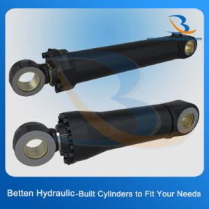 Double Acting Standard Round Hydraulic Cylinder Manufacturers pictures & photos