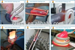 20kw Ultrahigh Frequency Induction Brazing Copper Machine pictures & photos