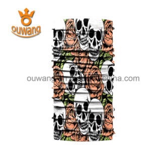 High Quality Multifunctional Polyester Face Shield Bandana Wholesale pictures & photos