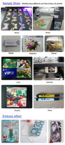 Byc Flatbed Digital UV Mobile Phone Case Printer Sales pictures & photos