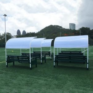 Chinese Manufacture Football Stadium Equipment Team Player pictures & photos