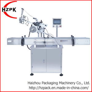 Automatic Flat Labeling Machine/ Labeler pictures & photos
