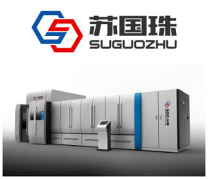 Sgz-14X Automatic Rotary Blow Moulding Machine for Water Bottles pictures & photos