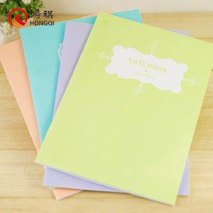 Paper Cover Notebook pictures & photos