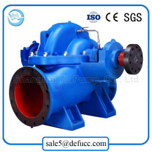 12 Inch Horizontal Centrifugal Double Suction Huge Flow Water Pump pictures & photos