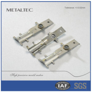 Temperature Control Switch, High Precision Progressive Die, Metal Stamping Part pictures & photos