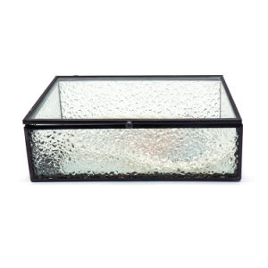 Wholesale Unique Cheap Glass Jewelry Box Jb-1083 pictures & photos