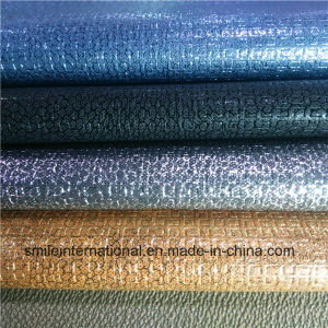 PU Synthetic Leather for Shoes. Handbags pictures & photos