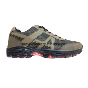 Hot Man Hiking Shoes Climbing Shoes pictures & photos