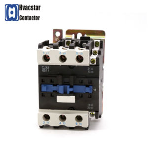 Factory Price 65A AC Contactor Cjx2-6511 pictures & photos