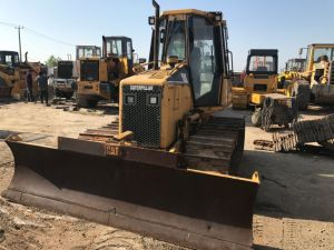 Used Cat D3g Bulldozer pictures & photos