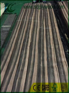 Natural Wood Veneer Ebony for Boards, Furniture, Decoration pictures & photos