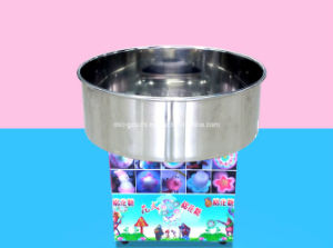 Ce Machine for Cotton Candy/Candy Floss Machine Supplier pictures & photos