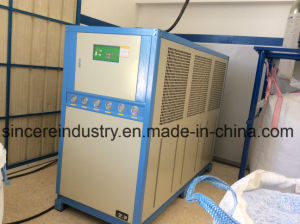 Si-20W Plastic Industrial Water Cooled Chiller pictures & photos