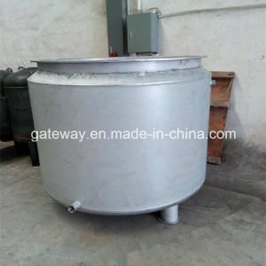 Vertical Fermentation Tank with 600L 85
